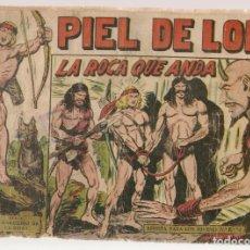 Tebeos: PIEL DE LOBO. Nº 20. LA ROCA QUE ANDA. MAGA. (C/A55). Lote 279518133