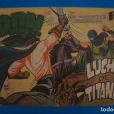 Giornalini: COMIC DE DON Z LUCHA DE TITANES Nº 50 AÑO 1959 DE EDITORIAL MAGA LOTE 10 F. Lote 280553398