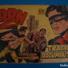 Giornalini: COMIC DE DON Z TRAGICO DOCUMENTO Nº 50 AÑO 1959 DE EDITORIAL MAGA LOTE 10 F. Lote 280553503