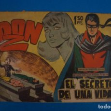 Giornalini: COMIC DE DON Z EL SECRETO DE UNA VIDA Nº 50 AÑO 1959 DE EDITORIAL MAGA LOTE 10 F. Lote 280553673