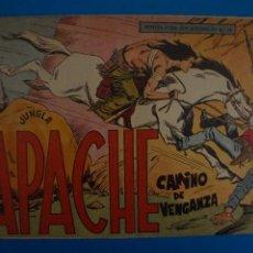 BDs: COMIC DE JUNGLA APACHE CAMINO DE VENGANZA Nº 39 AÑO 1958 DE EDITORIAL MAGA LOTE 10 G. Lote 280561048
