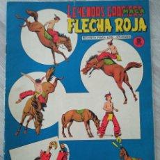 Tebeos: LEYENDAS GRAFICAS MAGA, FLECHA ROJA, Nº 50. Lote 281975118