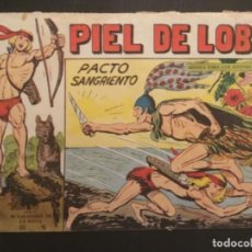 Tebeos: COMIC EDITORIAL MAGA ORIGINAL PIEL DE LOBO PACTO SANGRIENTO 58. Lote 285129833