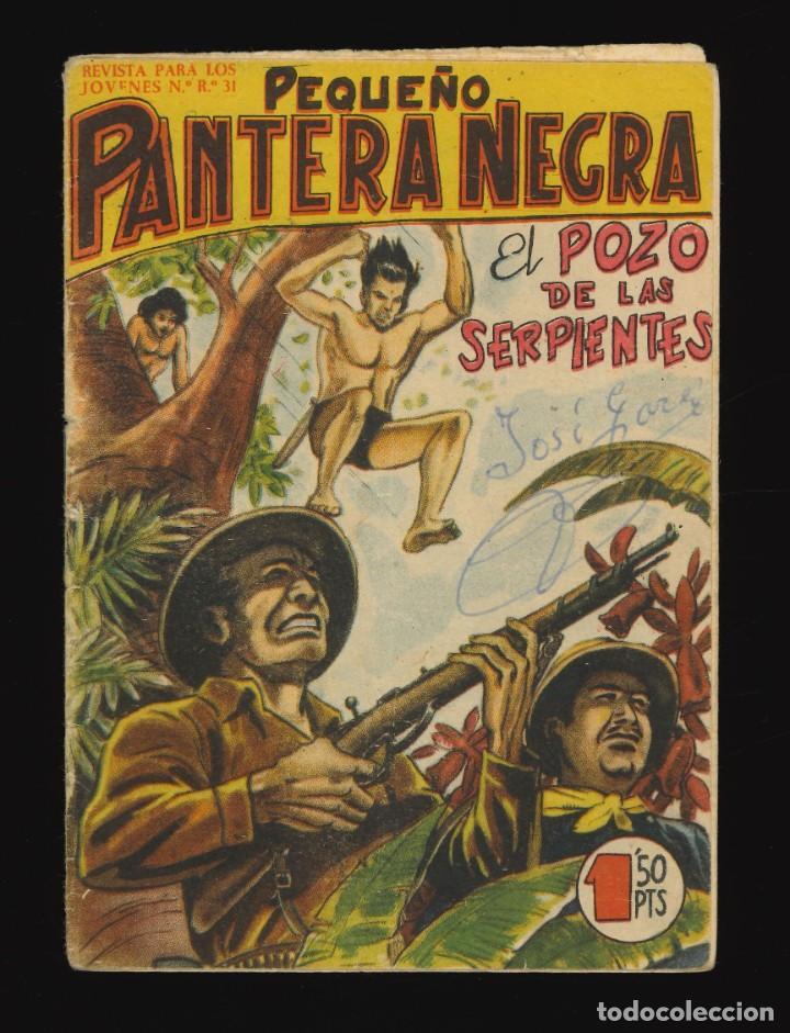 PEQUEÑO PANTERA NEGRA - MAGA Nº 84 (Tebeos y Comics - Maga - Pantera Negra)