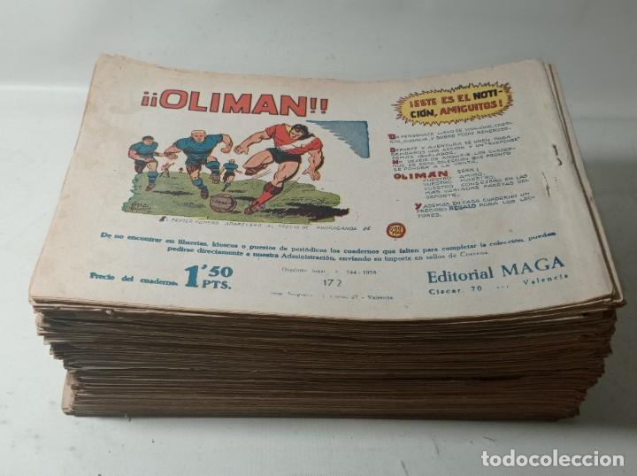 Tebeos: Original no copia. Gran lote colección pequeño pantera negra editorial maga año 1958. 238 unidades - Foto 5 - 286783533