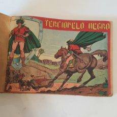 Tebeos: TERCIOPELO NEGRO , COLECCION COMPLETA ORIGINAL DEL N°1 AL N° 25 ENCUADERNADOS. Lote 287201603