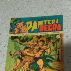 Tebeos: COMIC PEQUEÑO PANTERA NEGRA Nº 64. Lote 287410748