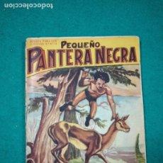 Tebeos: PEQUEÑO PANTERA NEGRA Nº 77. EL COCODRILO TUERTO. EDITORIAL MAGA 1958.. Lote 288485883