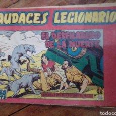 Tebeos: AUDACES LEGIONARIOS 3 EL DESFILADERO DE LA MUERTE. Lote 288638673