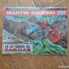 Tebeos: MARTIN GAUCHO Nº 5 EDITORIAL MAGA ORIGINAL 1964. Lote 288663728