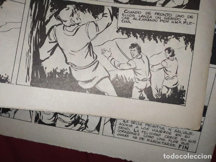 Tebeos: NOBLEZA SALVAJE SUPLEMENTO DE PANTERA NEGRA CAPÍTULO VI Y X - Foto 4 - 289013998