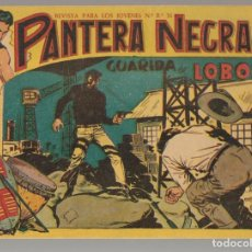 Tebeos: PANTERA NEGRA. Nº 30. GUARIDA DE LOBOS. EDITORIAL MAGA, 1958. ¡¡ ORIGINAL !!.(C/A101). Lote 289458028