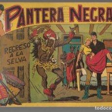 Tebeos: PANTERA NEGRA. Nº 38. REGRESO A LA SELVA. EDITORIAL MAGA. ¡¡ ORIGINAL !!.(C/A101). Lote 289458818