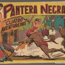 Tebeos: PANTERA NEGRA. Nº 39. CUATRO AVENTUREROS. EDITORIAL MAGA. ¡¡ ORIGINAL !!.(C/A101). Lote 289459133