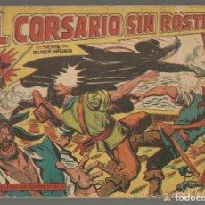 Tebeos: EL CORSARIO SIN ROSTRO. Nº 1. EDITORIAL MAGA, 1959. ¡¡ORIGINAL!!. /C/A101). Lote 289460108