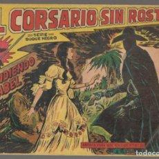 Tebeos: EL CORSARIO SIN ROSTRO. Nº 5. DEFENDIENDO A ISABEL. EDITORIAL MAGA. ¡¡ORIGINAL!!. /C/A101). Lote 289460743