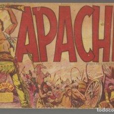 Livros de Banda Desenhada: APACHE. Nº 1. EDITORIAL MAGA. ¡¡ORIGINAL!!. /C/A101). Lote 289460978