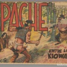 Tebeos: APACHE. Nº 7. ENTRE LOS KIOWAS. EDITORIAL MAGA. ¡¡ORIGINAL!!. /C/A101). Lote 289461248