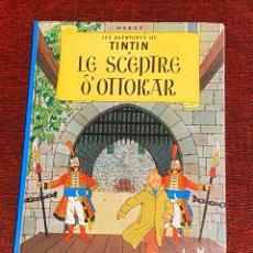 Tebeos: TINTIN. LE SCEPTRE D'OTTOKAR. CASTERMAN.. Lote 289527863