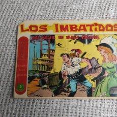 Tebeos: TEBEO MAGA, LOS IMBATIDOS Nº 14 UNA NOCHE EN NUEVA ORLEANS. Lote 135668199