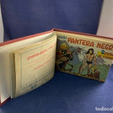 Livros de Banda Desenhada: PEQUEÑO PANTERA NEGRA 125 AL 175. Lote 290030048