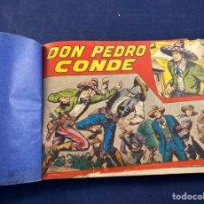 Livros de Banda Desenhada: COLECCIÓN DE DON PEDRO CONDE DEL 1 AL 12. Lote 290035133