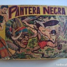 Tebeos: PANTERA NEGRA MAGA ORIGINAL AÑO 1958 COLECCIÓN COMPLETA 54 EJEMPLARES ENCUADERNADOS EN UN TOMO.. Lote 291002518