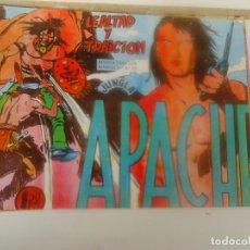 Tebeos: APACHE LEALTAD Y TRAICION. Lote 291854318
