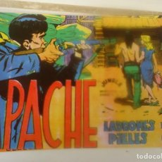 Tebeos: APACHE LADRONES DE PIELES. Lote 291869003