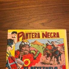 Tebeos: PANTERA NEGRA Nº 9, 2 PTS, ORIGINAL , EDITORIAL MAGA. Lote 292375138