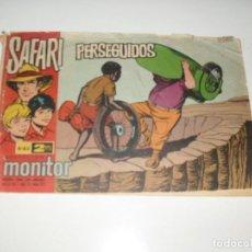 Tebeos: SAFARI 63.IBERO MUNDIAL DE EDICIONES,AÑO 1962.. Lote 294868078