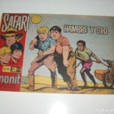 Tebeos: SAFARI 59.IBERO MUNDIAL DE EDICIONES,AÑO 1962.. Lote 294868338