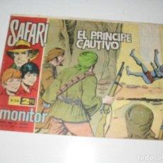 Tebeos: SAFARI 56.IBERO MUNDIAL DE EDICIONES,AÑO 1962.. Lote 294871758