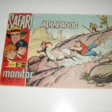 Tebeos: SAFARI 41.IBERO MUNDIAL DE EDICIONES,AÑO 1962.. Lote 294876023