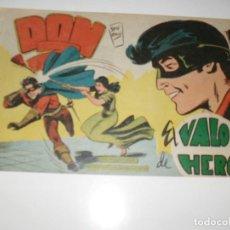 Tebeos: DON Z 50.EDICIONES MAGA,AÑO 1959.. Lote 294916323