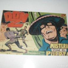 Tebeos: DON Z 35.EDICIONES MAGA,AÑO 1959.. Lote 294924723