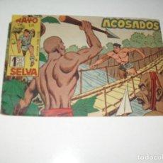 Tebeos: RAYO DE LA SELVA 35.EDICIONES MAGA,AÑO 1960.. Lote 294928728