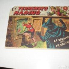 Tebeos: EL TERREMOTO MARINO 18.EDICIONES MAGA,AÑO 1963.. Lote 294930348
