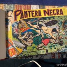 Tebeos: COLECCIÓN COMPLETA 54 NÚMEROS PANTERA NEGRA. Lote 295545518
