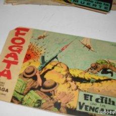 Tebeos: FOGATA 26.EDICIONES MAGA,AÑO 1964.ORIGINAL APAISADO.. Lote 295774168