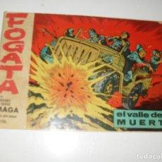 Tebeos: FOGATA 9.EDICIONES MAGA,AÑO 1964.ORIGINAL APAISADO.. Lote 295774283