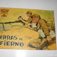 Tebeos: ESPIA 15.EDICIONES MAGA,AÑO 1964.ORIGINAL APAISADO.. Lote 295775183