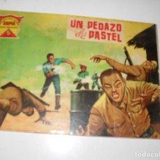 Tebeos: ESPIA 13.EDICIONES MAGA,AÑO 1964.ORIGINAL APAISADO.. Lote 295775433