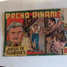 Tebeos: PACHO DINAMITA Nº 41 MAGA ORIGINAL. Lote 296559508