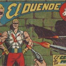 Tebeos: EL DUENDE Nº 2 - EL CASTILLO DE LAS BRUMAS. Lote 296578878