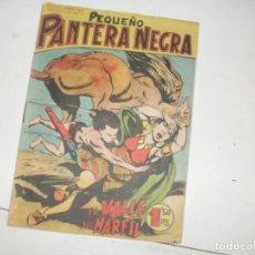 Tebeos: PEQUEÑO PANTERA NEGRA 123.EDICIONES MAGA,AÑO 1958.ORIGINALES DE EPOCA.. Lote 297013093