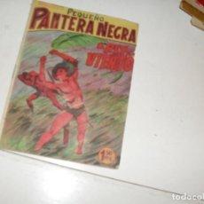 Tebeos: PEQUEÑO PANTERA NEGRA 122.EDICIONES MAGA,AÑO 1958.ORIGINALES DE EPOCA.. Lote 297013218