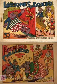 HIPO MONITO Y FIFI EDITORIAL MARCOS-O,30 PTS-BOIX-BIBLIOTECA ESPECIAL PAR NIÑOS CAJA 180 AR ISA (Tebeos y Comics - Marco - Hipo (Biblioteca especial))