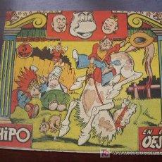 Tebeos: HIPO EN EL OESTE- EDT. MARCO- 1962. . Lote 22692734