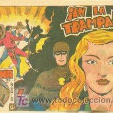 Tebeos: EL PUMA (MARTINEZ) 2ª SERIE Nº 28. Lote 27413611